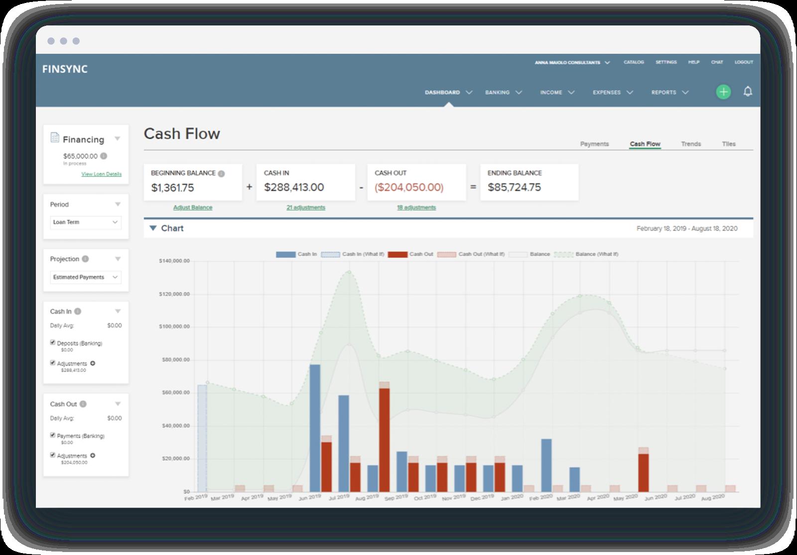 CashFlow-Top-Level-Nav